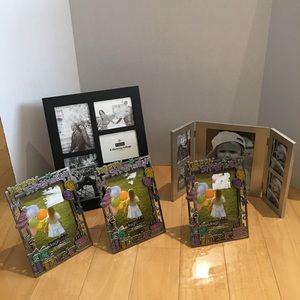 NWT picture frames bundle